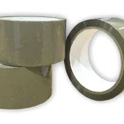 Box of 36 Rolls of Brown Strong Buff Packing Tape 48mm x 66m-0