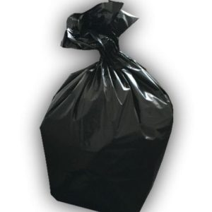 Black Refuse Sack 120g -0