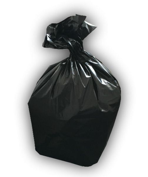 Black Refuse bags 140g -0