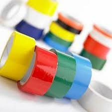 48mm x 66m Coloured Tape. -0