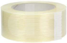 18 Rolls of Monoweave Tape 50mm x 50m -0