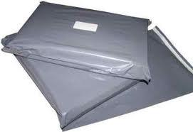 "24"" x 28"" Standard Polythene Mailing Bags (600mm x 700mm) Pack of 250 (60 Microns)-0"
