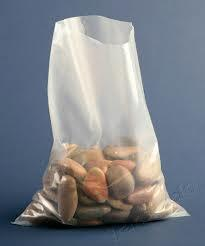 6 x 8 inch Polythene Bags 500g-0