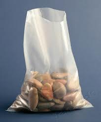 8 x 10 inch Polythene Bags 500g-0
