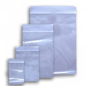 Heavy Duty Grip Seal Bags
