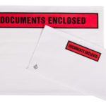 Printed Documents Enclosed Wallets